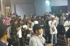 Demonstran Lempar Bom Molotov ke Arah Aparat Keamanan di Depan Bawaslu