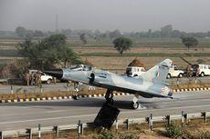 Jet Tempur Mirage 2000 Milik India Jatuh, Dua Pilot Tewas