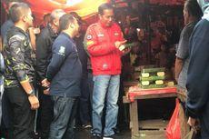 Ini Alasan Jokowi Blusukan ke Pasar Anyar di Tangerang