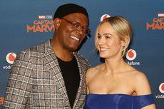 Samuel L Jackson Bikin 'Captain Marvel' Menangis karena Lightsaber