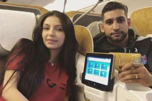 Amir Khan Tepis Isu Pertengkaran dengan Isteri