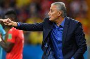 Gagal Raih Kemenangan Kontra Swiss, Pelatih Brasil Kecewa