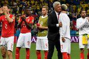 Tahan Brasil, Swiss Tak Boleh Lagi Dipandang Remeh
