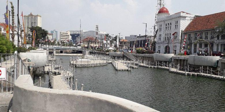 Kali Besar, Kota Tua, Tamansari, Jakarta Barat.