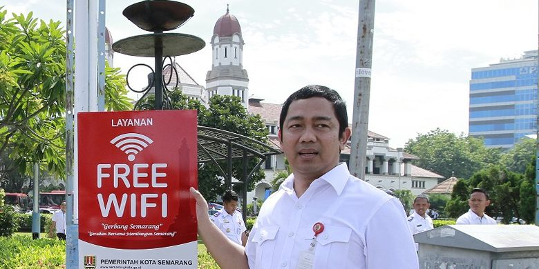 Semarang Dianugerahi Kota Metropolitan Cerdas 2018