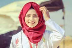 Tentara Israel Sengaja Tembak Relawan Medis Wanita Palestina
