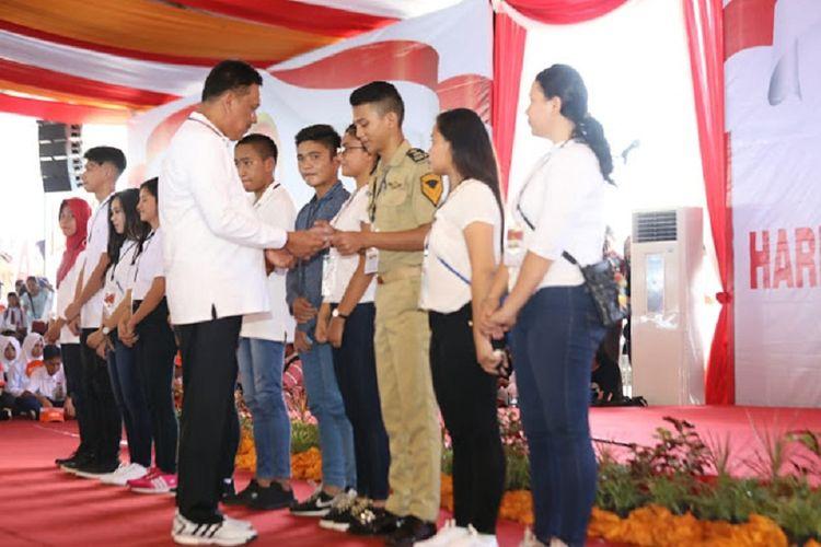 Harganas XXV di Sulut, 120 Orang Meraih Penghargaan