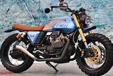 Moto Guzzi V7 Beraura Klasik Modern