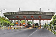 Sudah 730.699 Kendaraan Melintas Tol Tangerang-Merak hingga H-3