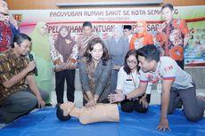 Warga Kota Semarang Ikut Pelatihan Kegawatdaruratan