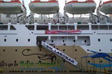 Penumpang Kapal Laut Naik 3,09 Persen pada Angkutan Lebaran 2017