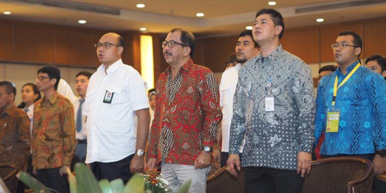 Dalam rangka membina siswa SMA berprestasi menjadi generasi cerdas, kompetitif dan berkarakter, Kemendikbud melalui Direktorat Jenderal Pendidikan Dasar dan Menengah menyelenggarakan kegiatan Apresiasi Siswa Berprestasi (ASB) yang berlangsung 13-16 Desember 2018 di Jakarta.