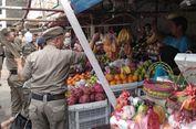 Pedagang Buah di Trotoar Jatinegara Kena Tindak Pidana Ringan
