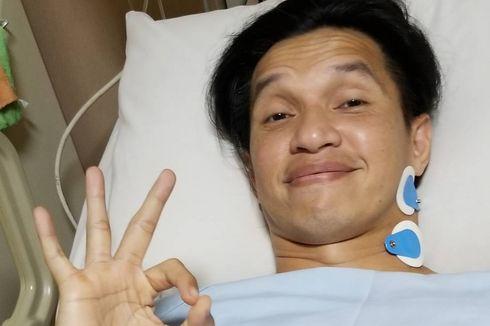 Demian Aditya Sebut Kondisi Edison Wardana Sudah Membaik Pasca-operasi