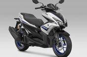 Aerox 155 R-Version Pakai Baju MotoGP