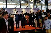 Prabowo: Kita Ingin Bersaing Terbuka, Jujur, dan Bersahabat