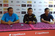 Kalah di Markas Persegres, Persigo Semeru FC Akui Kurang Beruntung