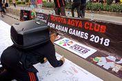 Konsumen Agya Dukung Atlet Asian Games 2018