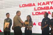 Harian Kompas dan Kompas TV Raih Juara 1 Anugerah Jurnalistik Polri 2018