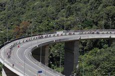 Lomba Balap Sepeda Internasional Tour de Singkarak Tambah Rute Baru