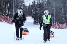 Sensasi Ikut Ultramaraton di Suhu Minus 40 Derajat