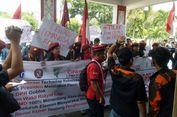 Tidak Teken Petisi Tolak UU MD3, DPRD Siantar Dicemooh Pengunjuk Rasa
