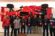 Tim Sapu Angin ITS Belajar Langsung ke Markas Ferrari