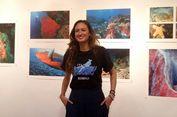 Nadine Chandrawinata Belajar Kehidupan dari Laut