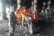 Sandiaga Ingin Kolong Tol Pelabuhan Dipagari agar Tak Dibuangi Sampah