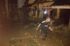 Banjir Bandang Terjang Lebak, Empat Kecamatan Terdampak