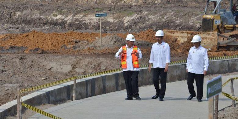Alasan Pemerintah Jokowi-JK Fokus Bangun Infrastruktur
