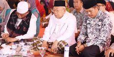 Kenapa Maaruf Amin Selalu Dukung Dedi Mulyadi? Ini Alasannya...
