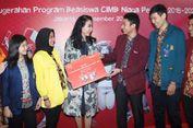 Penganugrahan Program Beasiswa CIMB Niaga bagi Talenta Masa Depan