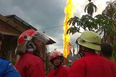 SKK Migas Benarkan Kebakaran Sumur Minyak di Aceh Timur akibat Penambangan Liar