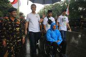 Cerita Penyandang Disabilitas yang Temanin Ganjar Seharian Penuh