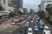 Usulan dari Polisi buat Cegah Kemacetan di Jalan MH Thamrin