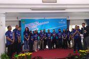 Tim Putri Bandung Bank BJB Pakuan Raih Hasil Sempurna di Yogyakarta
