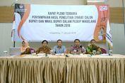 Syarat Seluruh Kandidat di Pilkada Magelang Belum Lengkap
