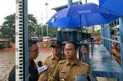 Cerita Gubernur Anies Menunggu Pintu Air Manggarai