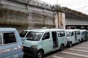 Kadishub Minta Hanya 15 Angkot Tanah Abang 'Ngetem', Nyatanya...