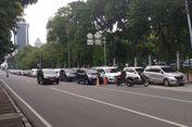 Kemenhub Hentikan Operasi Simpatik pada Sopir Taksi Online