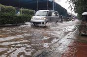 Hujan Deras, 53 RW di Jakarta Terendam Banjir