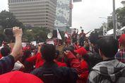 Sidang PK Ahok Berakhir, Demonstran dan Polisi Tinggalkan Pengadilan