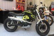 Referensi Modifikasi Honda CB150 Verza