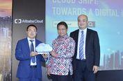 'Data Center' Alibaba Resmi Beroperasi di Indonesia