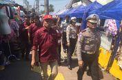Keliling Tanah Abang, Ombudsman Temukan Maladministrasi Penutupan Jalan Jatibaru
