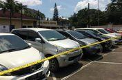 Gadaikan 14 Mobil Rental, Seorang Wanita di Depok Diamankan Polisi