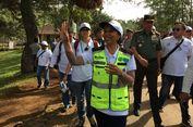Menteri Rini Minta Doa ke Warga Bandung untuk Proyek Kereta Cepat