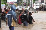 Banjir Bandang di Mamuju, 3.267 Jiwa Terdampak, Rumah Hanyut Terseret Arus