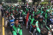 Mendadak, Jokowi Terima Perwakilan Ojek Online yang Berdemo